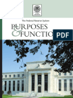 Federal Reserve - Purposes and Functions (2005)