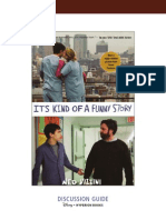 It's Kind of a Funny Story discussion guide
