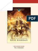 The Kane Chronicles -- The Red Pyramid discussion guide