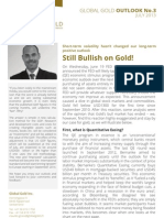 Global Gold Outlook Report No3