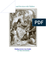 Prayer and Devotion with Children, by Mary Kretzmann
