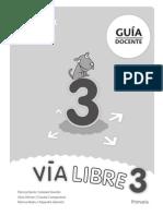 Via Libre3 Docente