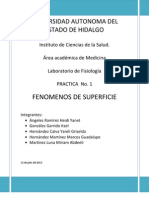 Fenomenos de Superficie