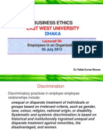 Business Ethics_Lecture 9_050713