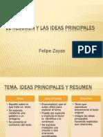 El Resumen y Las Ideas Principales 1234121490493505 2