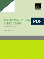 Infosec - ISO
