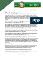 AB 109 Realignment Fact Sheet