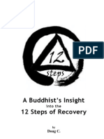 12 Step Buddhist Insight