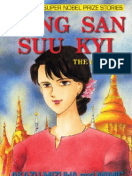 Aung San Suu Kyi the Fighting Peacock