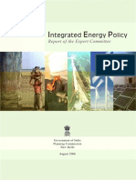 India's Integrated Energy Policy