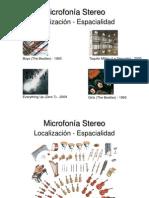 Microfonia Stereo