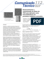 TiO2 Fotocatalisador, Oxidacao de Produtos Toxicos
