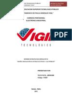 INFORME DE PRACTICA PRE PROFESIONAL MODULO Nº1  INSTITUTO DE EDUCACION SUPERIOR TECNOLOGICO PÚBLICO