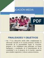 1 EDUCACIÓN MEDIA