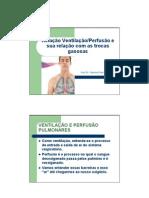 18 - Fisiologia - Sistema Respiratório - Relação VQ