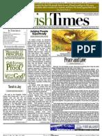 Jewish Times - Volume I,No. 14...May 10, 2002