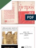 Jóas do Novo Testamento Grego - Kenneth S. Wuest.pdf