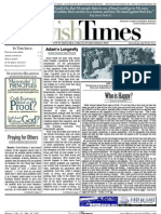 Jewish Times - Volume I,No. 16...May 24, 2002