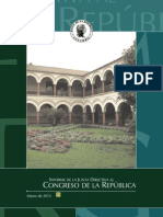 Informe Marzo Banco Rep. Col