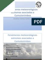 Efectos Meteorologicos Cumulunimbus