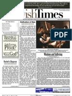 Jewish Times - Volume I,No. 17...May 31, 2002