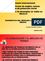 Diagnostico Mercado Laboral Mexico Gerardo Glez2010