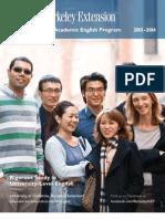UC 버클리 대학부설 IAEP_brochure