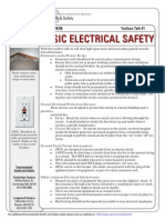 Toolbox Talk Electrical
