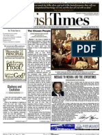 Jewish Times - Volume I,No. 20...June 21, 2002
