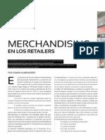 Merchandising en Los Retailers
