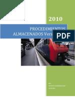 Pprocedimientos Almacenados Version 2