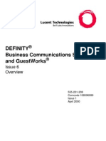 Definity Ecs 6 Overview
