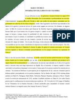 SOBRE LA CONFORMACIÓN DEL EJERCITO DE COLOMBIA