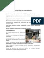 FORO SEMANA 3 PREVENCIÓN DE FACTORES DE RIESGO