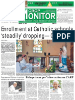 CBCP Monitor Vol. 17 No. 12