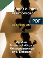 Farmaco y Embarazo