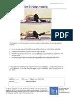Hip Adductor Strengthening