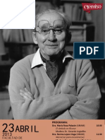 Cartel Tabloide Ricoeur