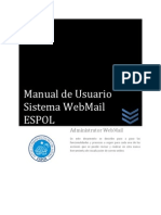 Manual Web Mail