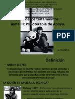 Tema III Psicoterapia de Apoyo (1)