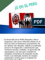 Pymes en El Peru