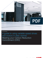 A Guide to Using Variable Speed Drives