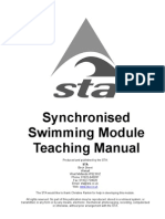 Swimming Module Teaching