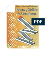 Forces Motion and Structures Teachers Guide New
