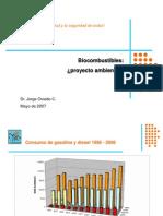 biocombustibles -Proyecto ambiental - 2007