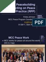 MCC Peacebuilding and RPP presentation Cambodia.ppt
