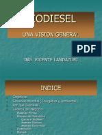 Biodiesel una visión general may 2007