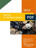 Nextel Peru Sa