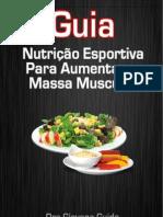 NutricaoEsportivaParaAumentarMassaMuscular