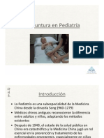 Acupuntura y Pediatría